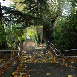 Photo Of Queen Anne Stairs   Seattle, WA, United States. Free Outdoor  Workout