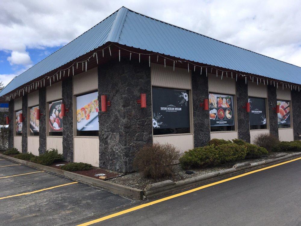 Sushi Ocean Dream: 2729 Central Avenue, Grand Forks, BC