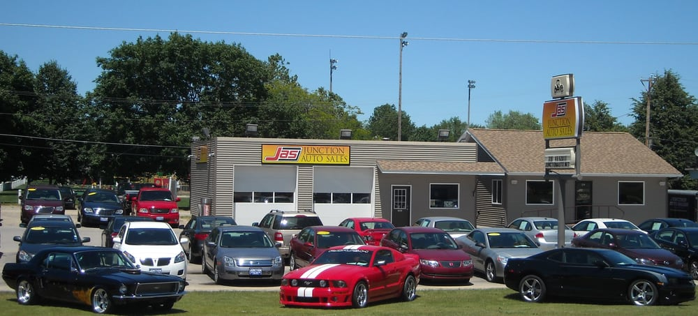 Junction Auto Sales: 214 E Hwy 30, Lisbon, IA