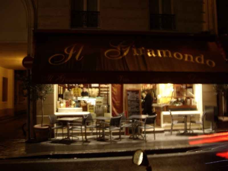 Il giramondo 14 avis restaurant italien 175 rue grenelle tour eiffel c - Tour maubourg restaurant ...