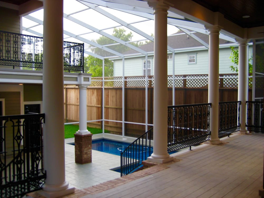 N and V Patio, Construction & Remodeling: Houston, TX