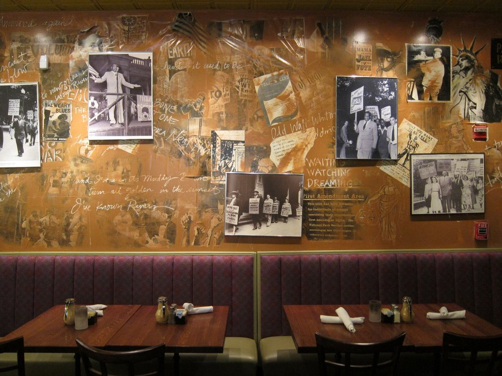 Busboys and Poets - Shirlington: 4251 S Campbell Ave, Arlington, VA