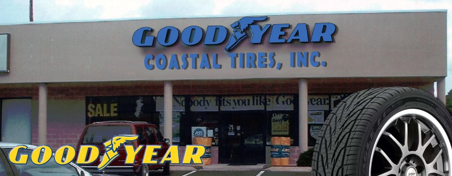 Goodyear Coastal Tires: 4846C Hwy 24, Newport, NC
