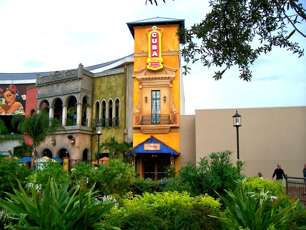 Cuba Libre Restaurant Rum Bar Orlando 809 Photos 634 Reviews Cuban 9101 International Dr Drive I