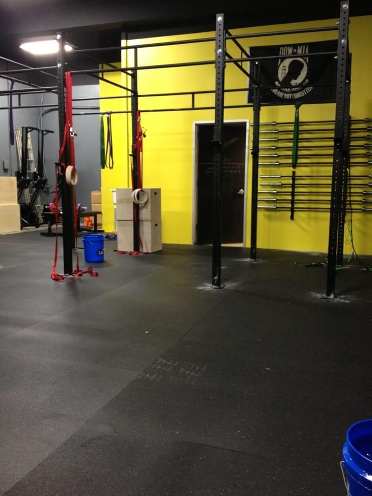 CrossFit 70: 1840 W Pearce Blvd, Wentzville, MO