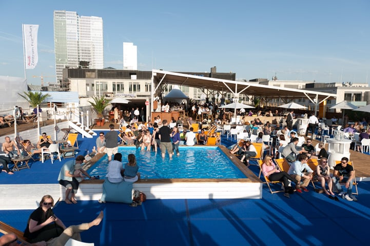 Long Island Summer Lounge Ffm