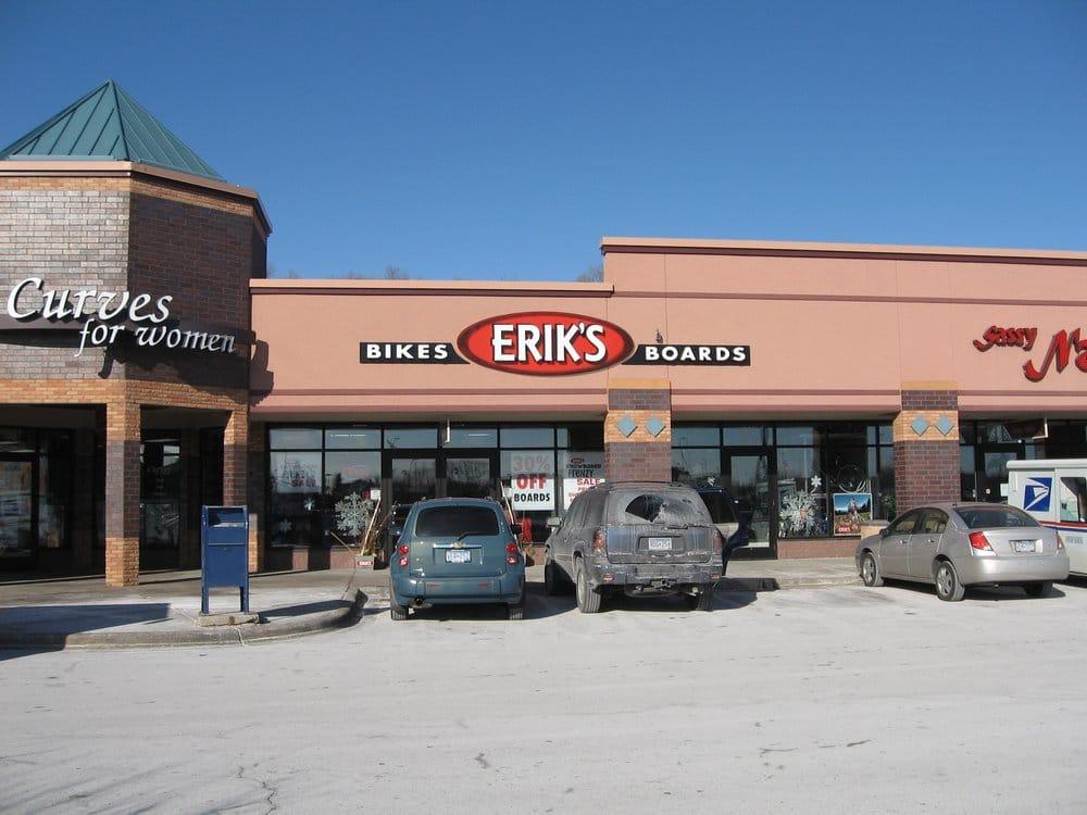 ERIK'S Bike Board Ski: 925 County Road E, Vadnais Heights, MN