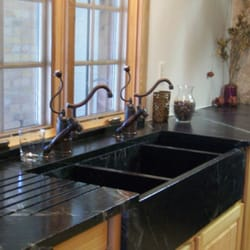 Lovely Photo Of Stone Crafters   Denver, CO, United States. Soapstone   Black