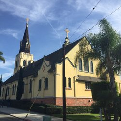Our Lady of Angels Catholic Church - 656 24th St, Sherman
