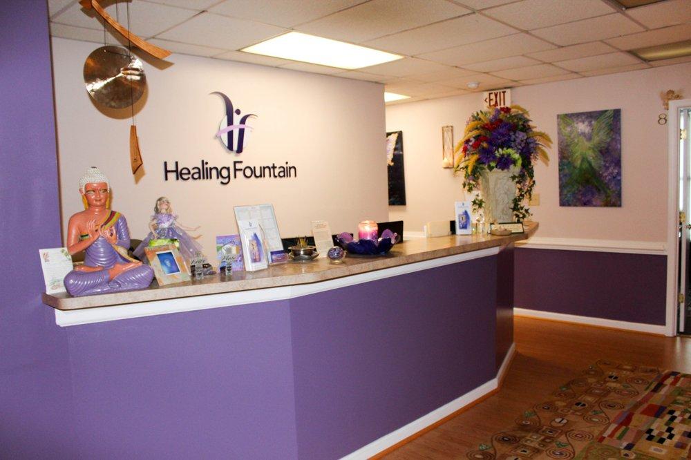 The Healing Fountain