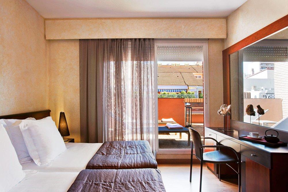hotel derby hotel carrer de loreto 21 les corts On hotel derby barcellona