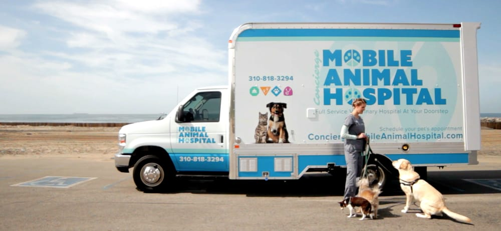Concierge Mobile Animal Hospital