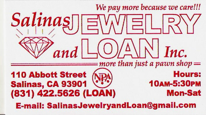 Salinas Jewelry & Loan