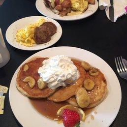 photo of the garden brunch cafe nashville tn united states bananas foster - Garden Brunch Cafe