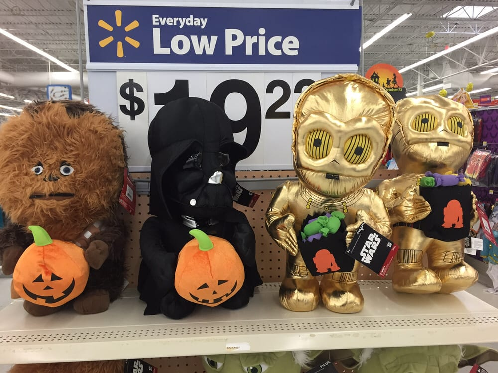 photo of walmart supercenter destin fl united states star wars halloween decorations - Walmart Halloween Decorations