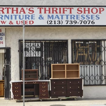 Photo Of Marthau0027s Thrift Shop   Los Angeles, CA, United States
