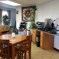 Photo Of Haysville Express Inn Ks United States Breakfast Area