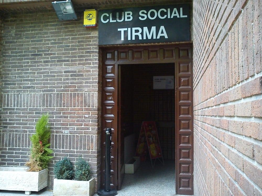 Club social tirma barer calle de santiago de - Calle santiago madrid ...