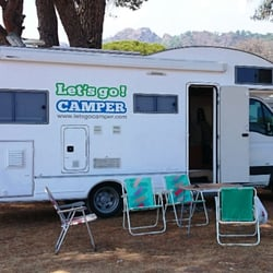 6ab83e9aa2 Let s Go Camper - 11 Photos - RV Rental - Yesilbahce Mah.