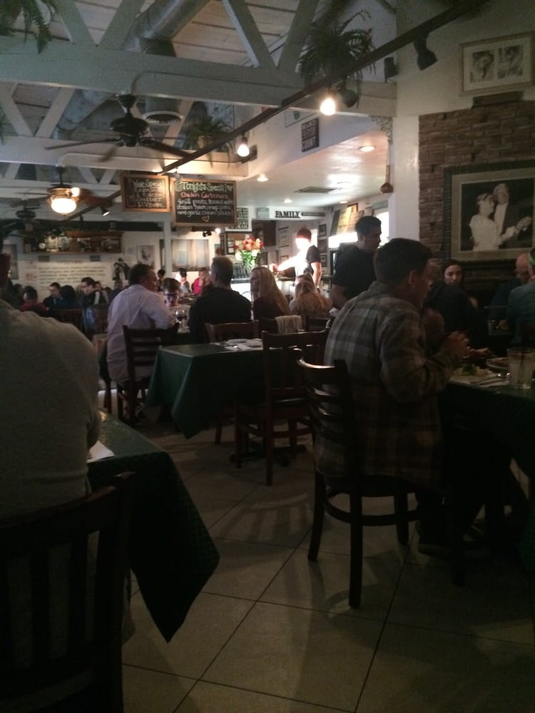 Beach casual my fave yelp for Mammas italian kitchen