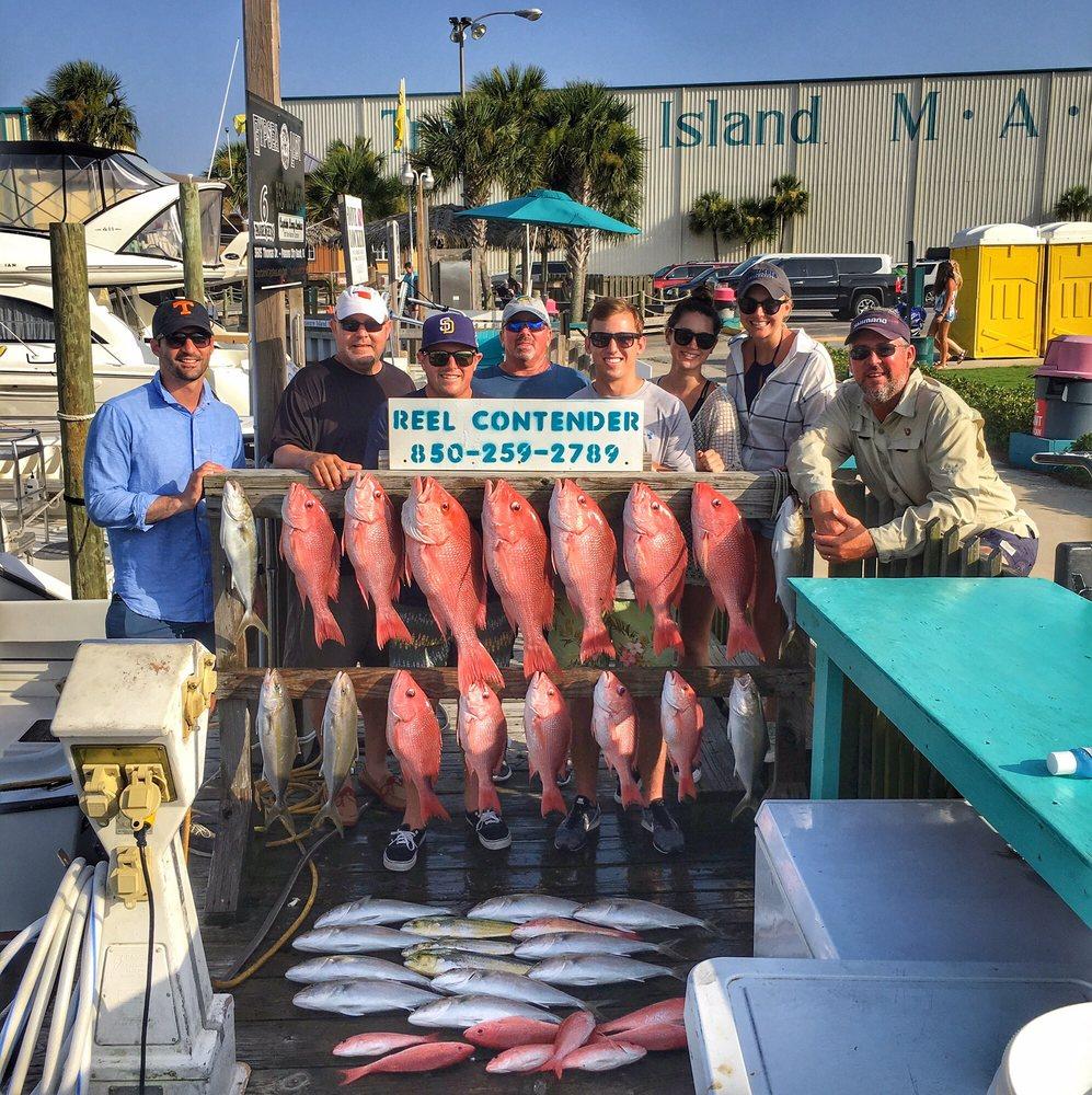 The Reel Contender: 3605 Thomas Dr, Panama City Beach, FL