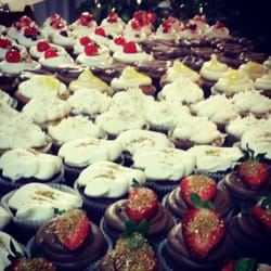 Photo Of Shortcake Cupcakes Miami Beach Fl United States Chocolate Grand Marnier