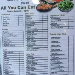 Photos for mika japanese cuisine bar menu yelp - Mika japanese cuisine bar ...