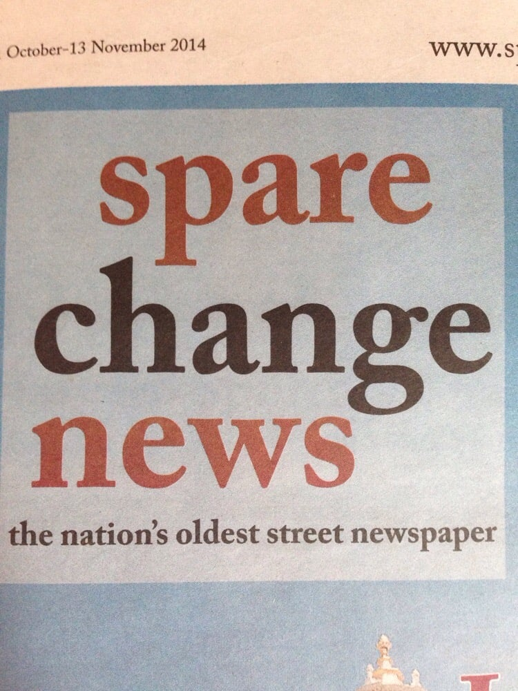Spare Change News