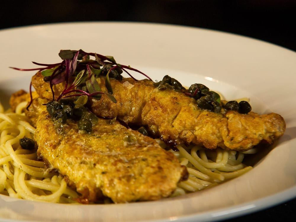 Our Chicken Piccata Yelp
