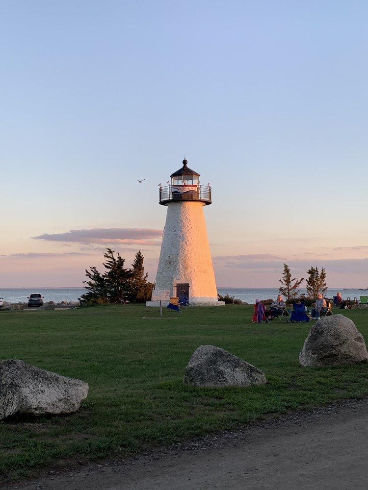 Ned's Point Lighthouse: Ned's Pt Rd, Mattapoisett, MA