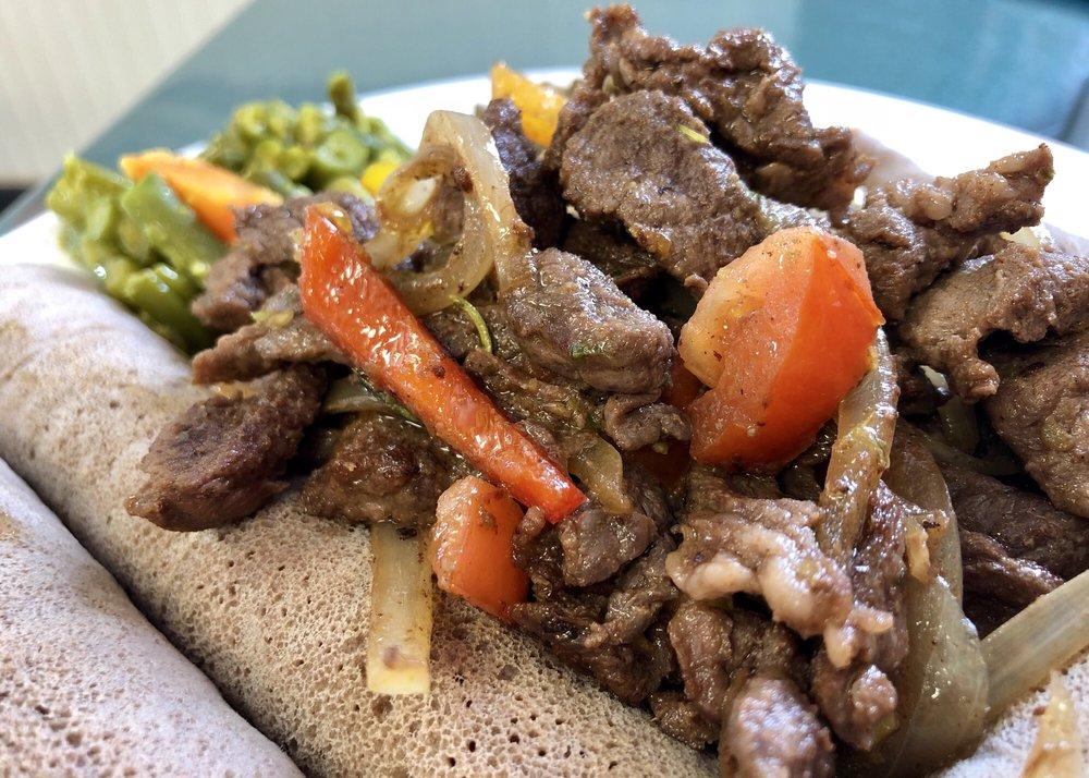 Almaz Ethiopian Restaurant: 701 E Walnut St, Lancaster, PA