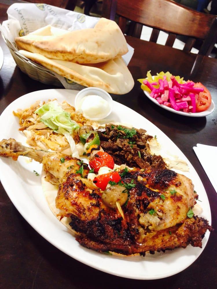 Paramount Fine Foods 24 Recensioni Cucina Libanese
