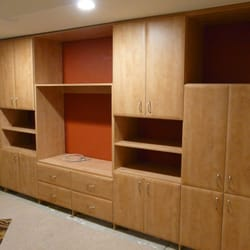 Delicieux Photo Of Closet Tailors   Frederick, CO, United States. Custom  Entertainment Unit In