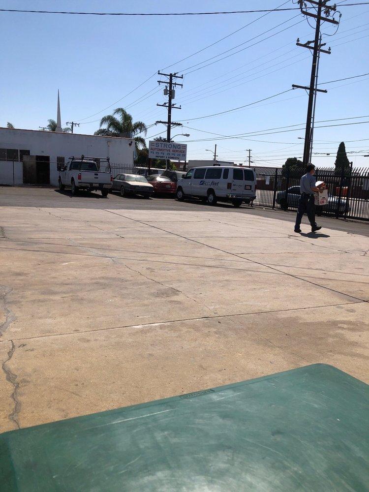 Strong's Automotive Service: 1625 W El Segundo Blvd, Gardena, CA