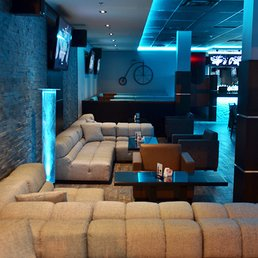 photo of cyan cafe lounge richmond hill on canada - Cyan Cafe Interior