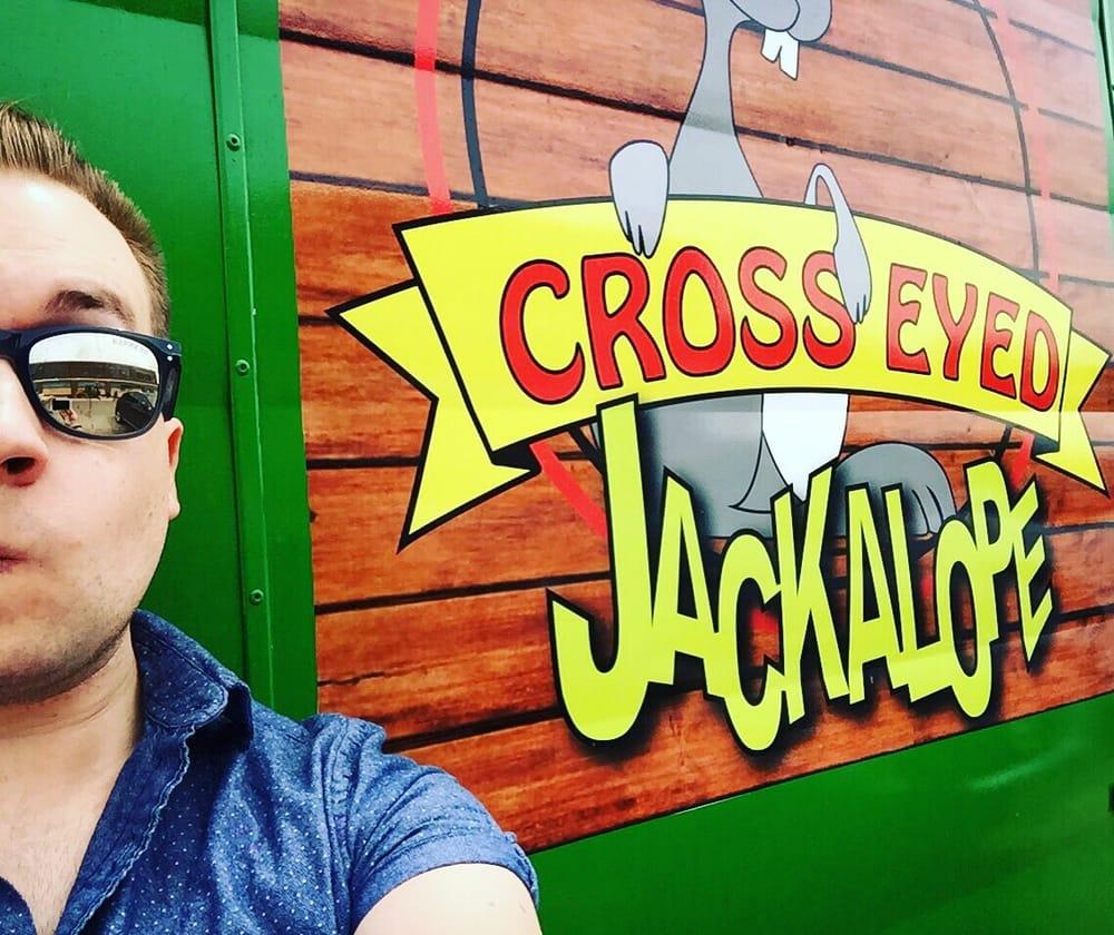 Cross Eyed Jackalope: Abilene, TX
