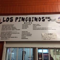 Los Pinguinos #5 logo