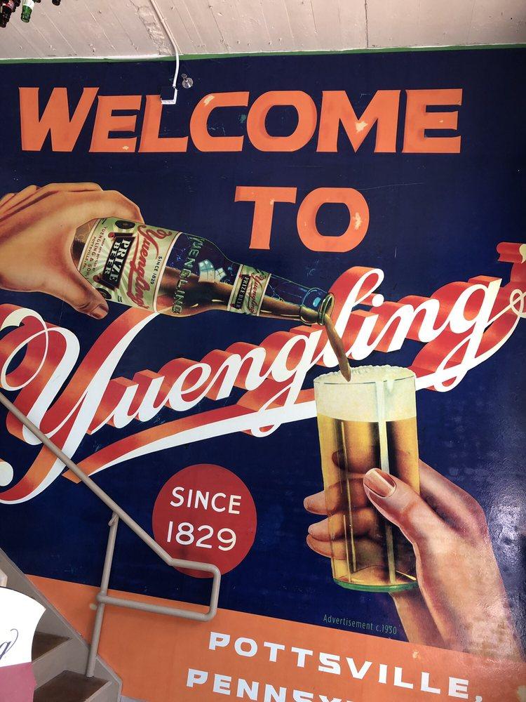 D.G. Yuengling & Son: 420 Mahantongo St, Pottsville, PA