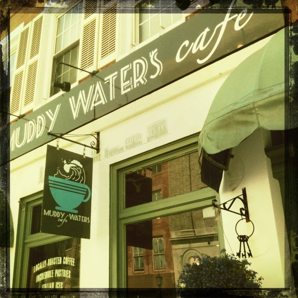 Muddy Waters Cafe New London