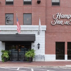 Photo Of Hampton Inn Suites Gainesville Downtown Fl United States