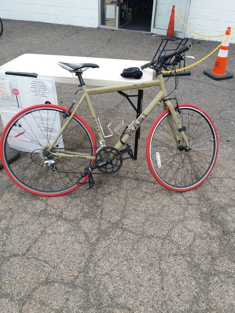 Jonny Rock Bikes: 8890 Excelsior Blvd, Hopkins, MN