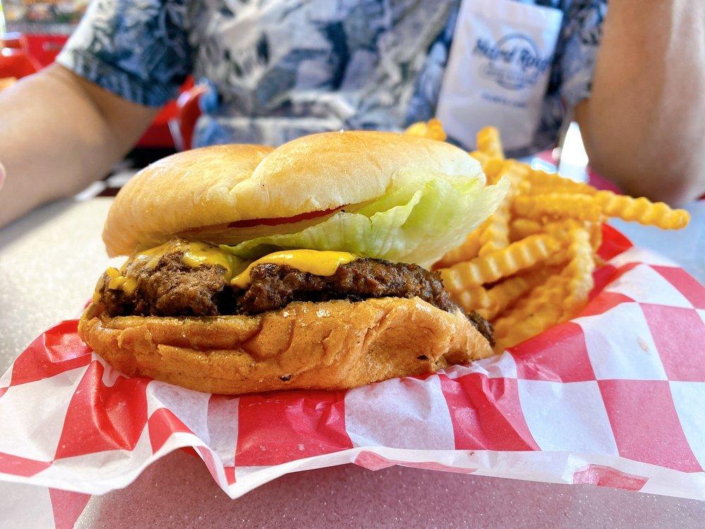 Food from Billy Bob's Dairyland