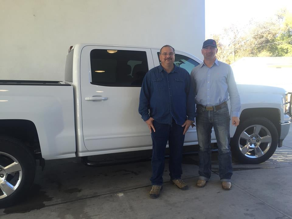 Thanks to chuck mccranie from brady texas we truly value for Bayer motor co comanche tx