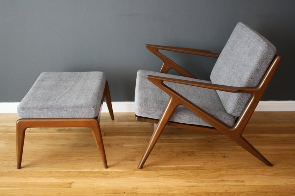 Selig Z Chair Yelp. Mid Century ...