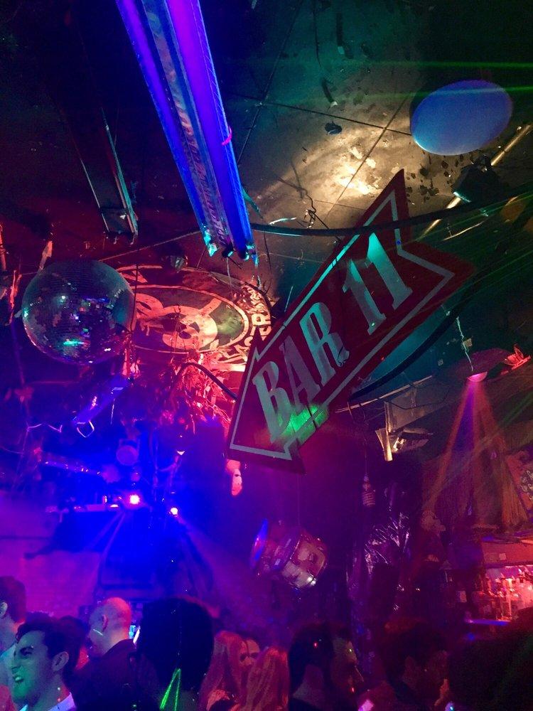 Bar 11: 1101 Bradish St, Pittsburgh, PA