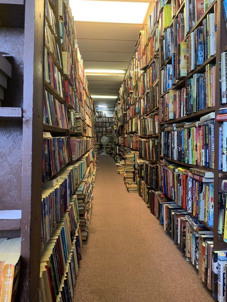 Calvin's Used Books