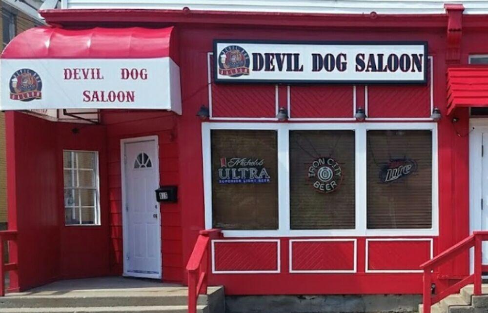 Devil Dog Saloon: 815 6th Ave, Brackenridge, PA