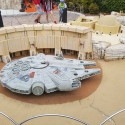 Lego Star Wars Miniland 155 Photos 10 Reviews Amusement Parks