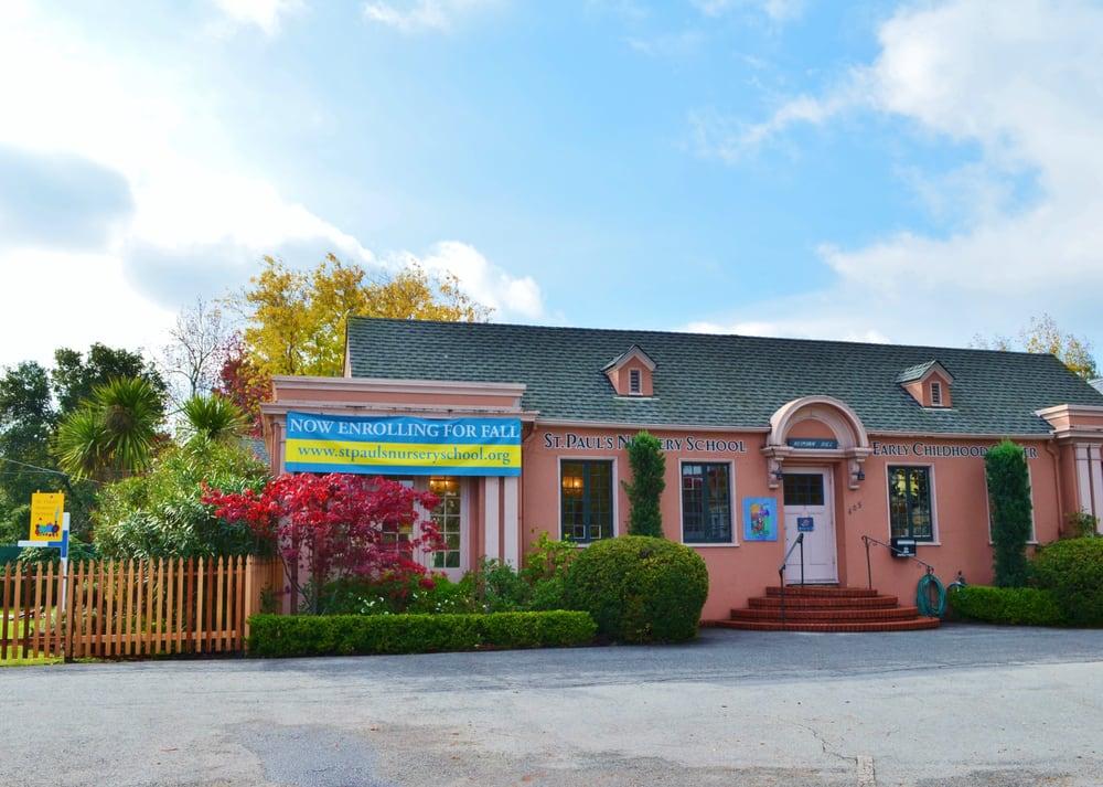 St. Paul\'s Nursery School - 15 Reviews - Preschools - 405 El Camino ...