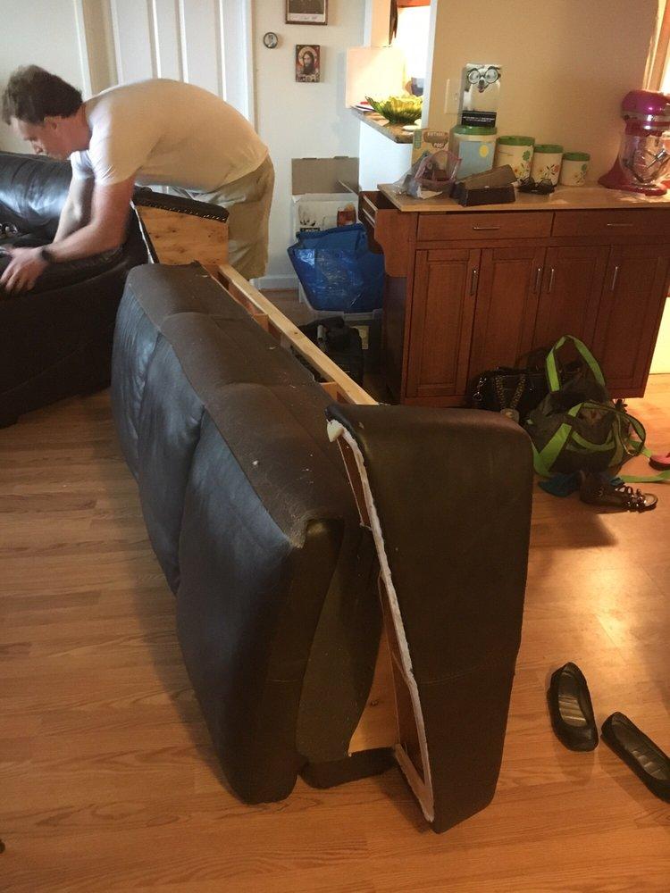 Stiverson David Upholstery Repair